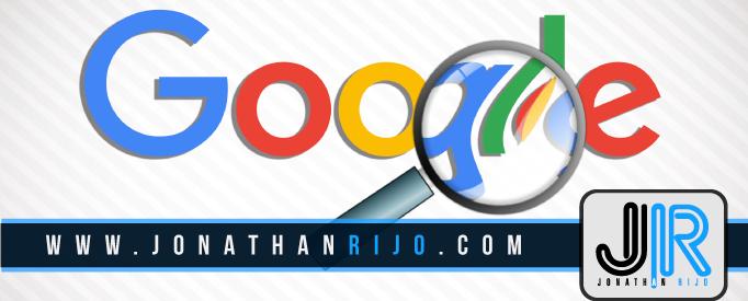 Aprende trucos y secretos para buscar en google - Tutorial - Jonathan Rijo Blog