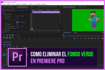 Como ELIMINAR EL FONDO VERDE en Premiere Pro Fácil y Rápido - Jonathan Rijo Blog - Jonathanrijo.com