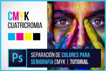 Aprende como Separación de Colores para Serigrafia CUATRICROMÍA (CMYK) - Tutorial - Jonathan Rijo Blog